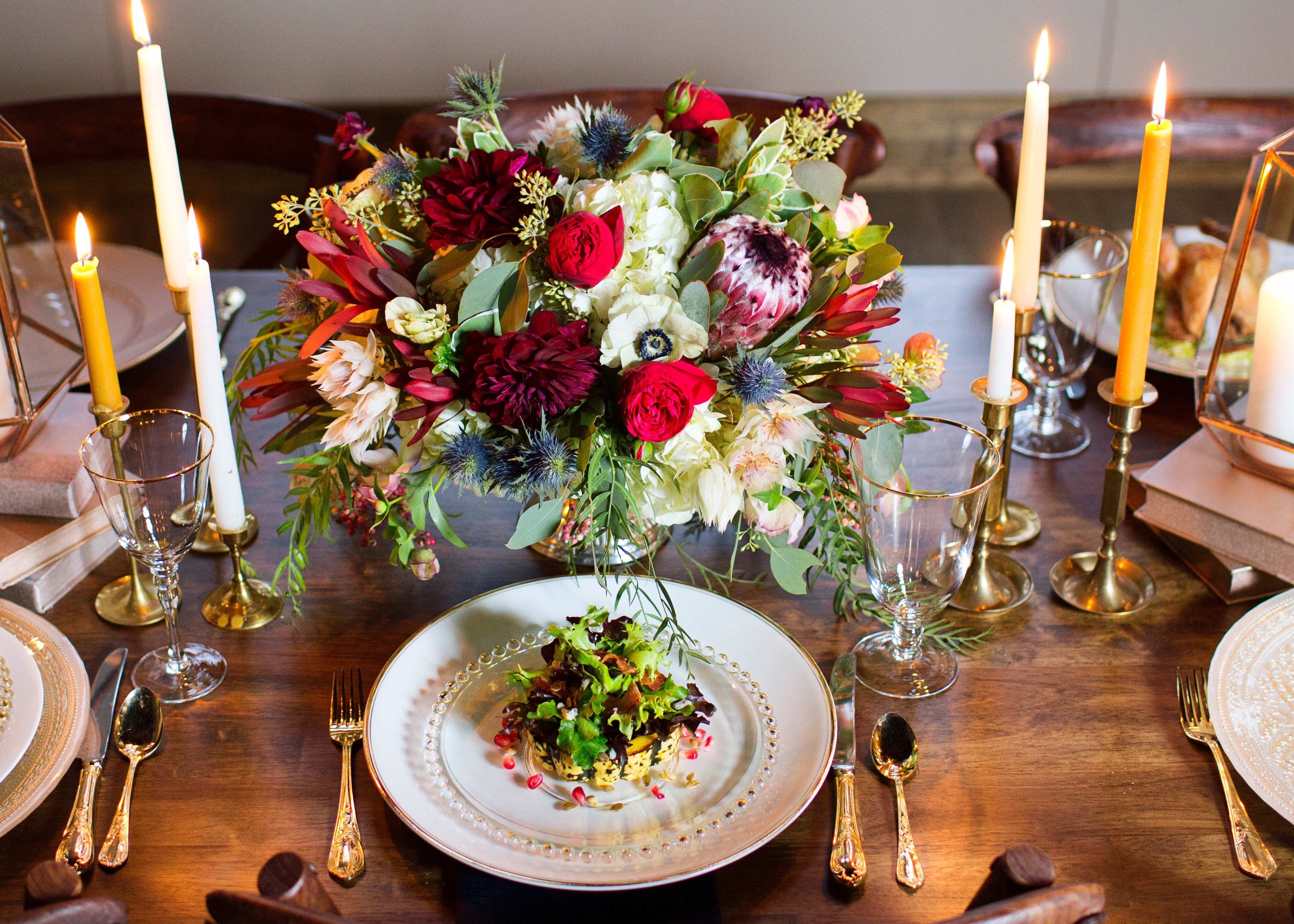 floral styled shoot florist style shoot