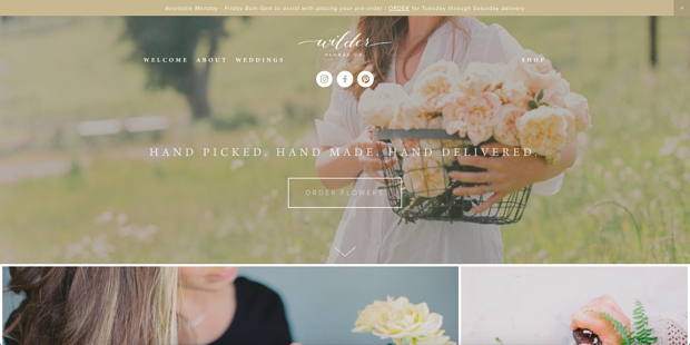 best florist websites