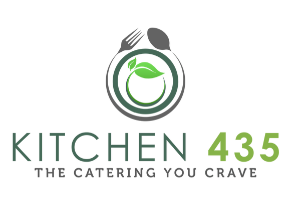 Kitchen 435 catering logo