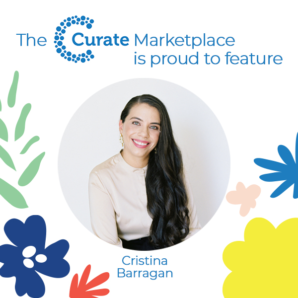 The Curate Marketplace Presents: Cristina Barragan, FleurSociety