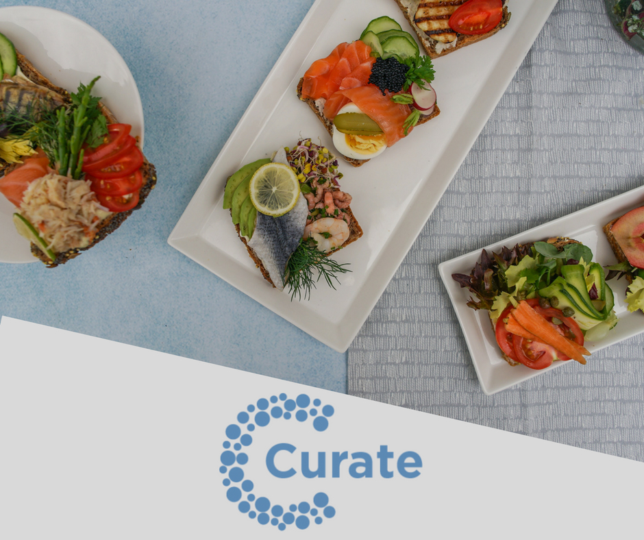 Curate Catering software