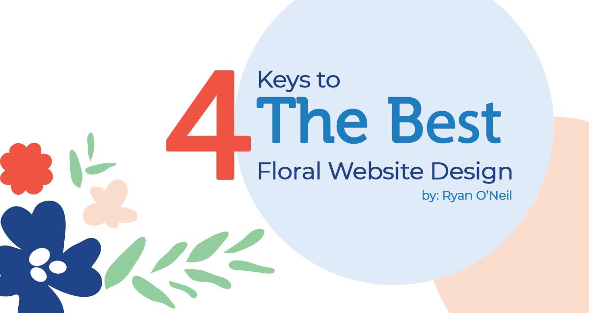 Facebook Templ4 keys to the best florist website design