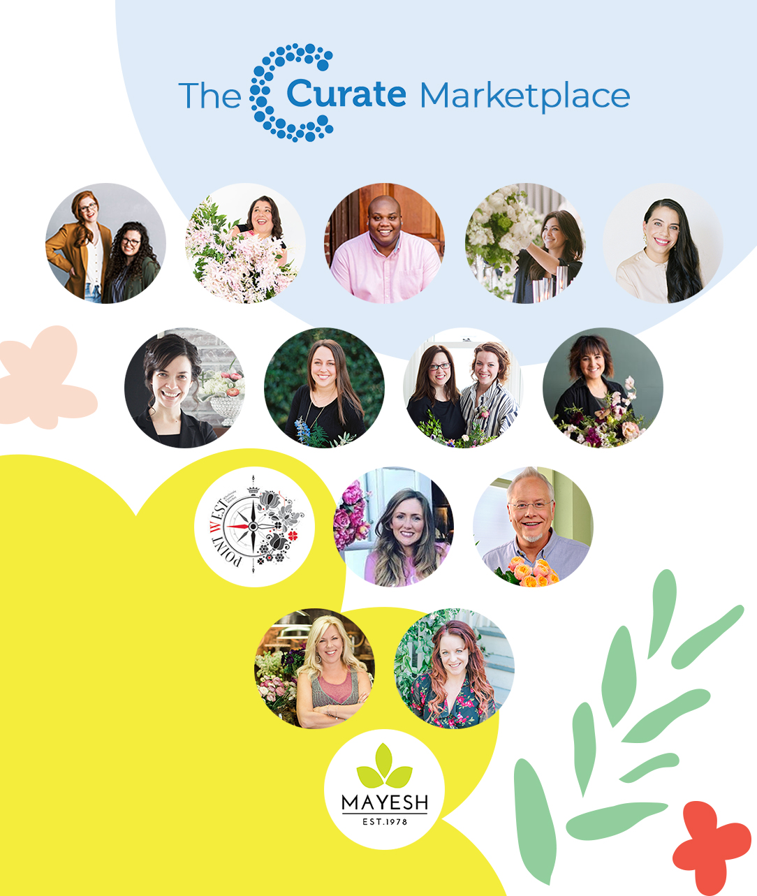 Update Curate Marketplace leaders